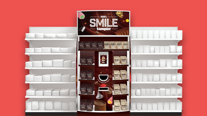 Smile Sampler render